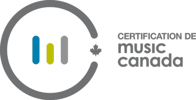 Certification de Music Canada